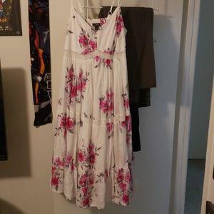 Torrid size 0 floral dress